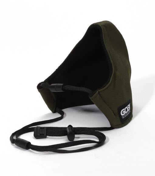 OD Green/Black Face Mask