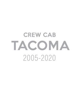 TACOMA CREW CAB (2005-2020)