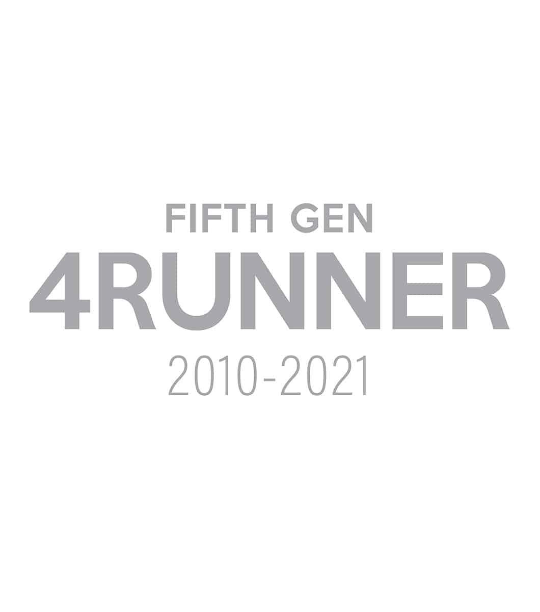 Toyota 4Runner 5th Generation