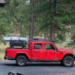 Jeep Gladiator Stealth Roof Rack